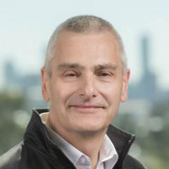 Professor Nick Shaw