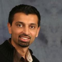 University of Queensland School of Pharmacy researcher Dr Harendra Parekh.